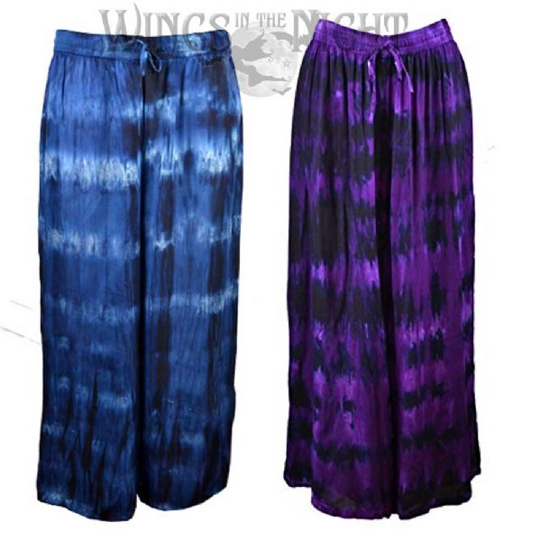 Jordash Tie Dye Hippy New Age Trousers